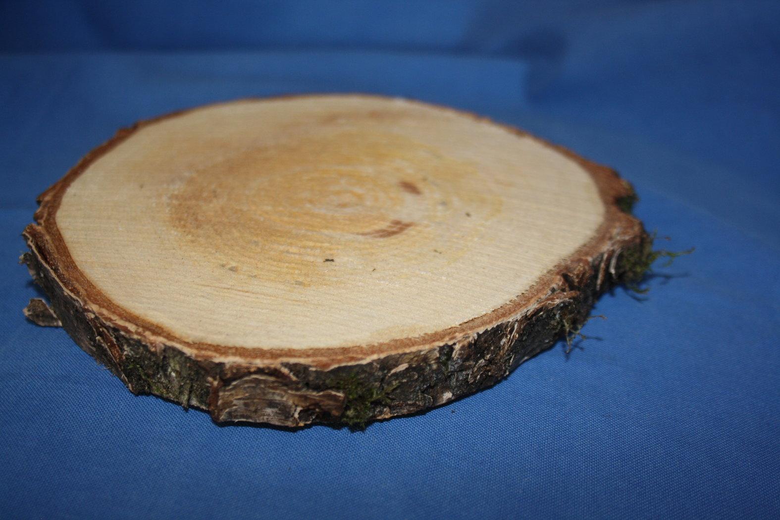 Holzscheiben rund bizarre natur for Holzscheibe rund